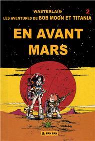 Bob Moon et Titania En avant Mars