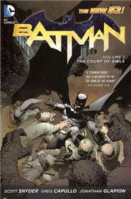 Batman Vol.1 - The Court of owls