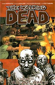 Walking Dead TP 20 All out war (1/2)