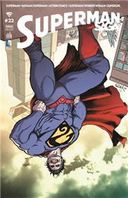 Superman Saga 22