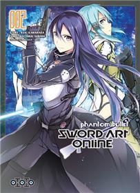 Sword Art Online Phantom Bullet T02