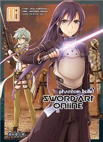 Sword Art Online Phantom Bullet T03