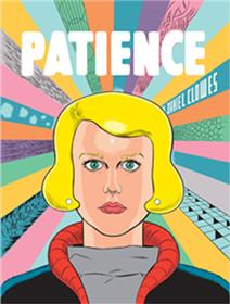 "Daniel Clowes ""Patience"" (US cover)"