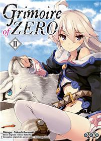 Grimoire of Zero T02