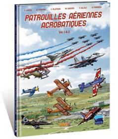 Patrouilles aériennes acrobatiques T01 & T02