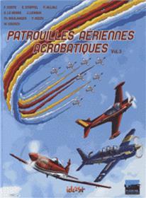 Patrouilles aériennes acrobatiques T03