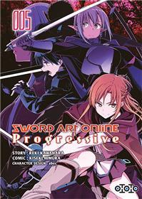 Sword art Online - Progressive T05