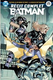 Récit complet Batman 12 L'épidémie à Gotham!