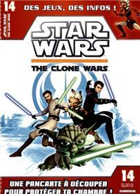 Star Wars The Clone Wars Mag 14