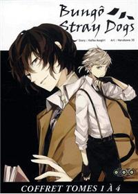 Coffret Bungo Stray Dogs - 4 volumes
