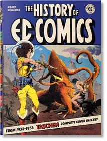 The History of EC Comics (VO angl)