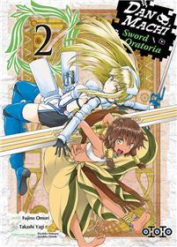 Dan Machi Sword Oratoria T02