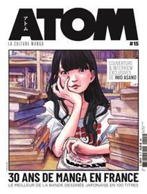ATOM 15 - 30 ans de manga en France