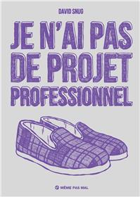 Je n´ai pas de projet professionnel (NED 2021)