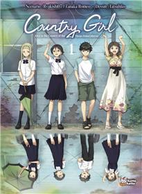 Country Girl T01 : Alice in the Country of the Three-Sided Mirror