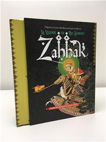 Zahhak La légende du roi serpent (NED 2021)