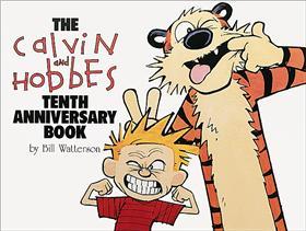 CALVIN & HOBBES 10th Anniversary