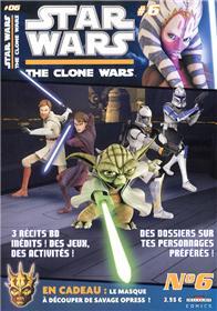 Star Wars The Clone Wars Mag 06