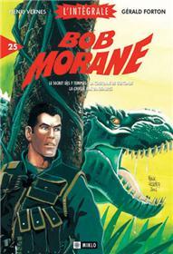 Bob Morane Intégrale BD 25