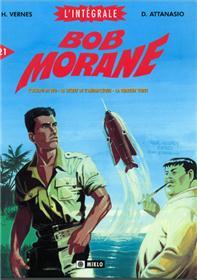 Bob Morane Intégrale BD 21