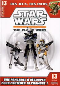 Star Wars The Clone Wars Mag 13